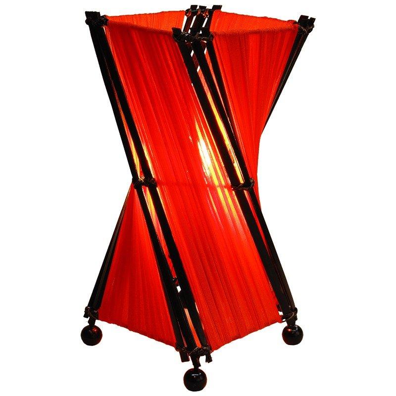 bali lampe 30 cm vishnu lampe tischlampe asia lampe. Black Bedroom Furniture Sets. Home Design Ideas