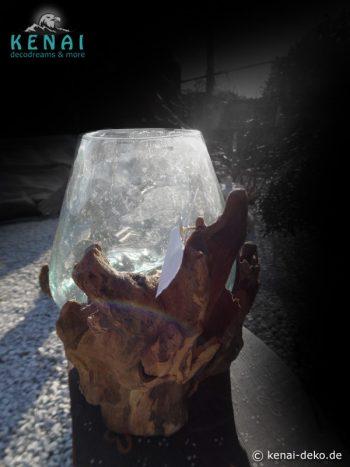 Deko-Gläser + Vasen